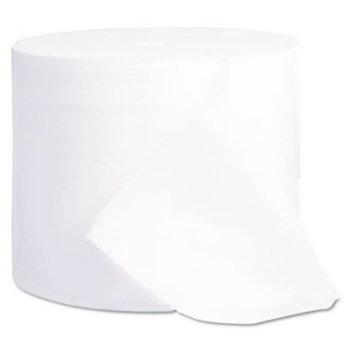 Scott Coreless Toilet Paper (04007), 2-PLY Standard Rolls, 36 Rolls / Case, 1,000 Sheets / Roll, 36,000 Sheets / Case