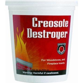 Meeco's Red Devil Powdered Creosote Remover