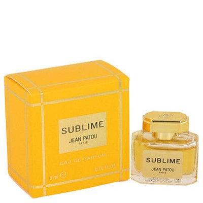 Jean Patou SUBEM 0.13 oz Womens Sublime EDP Mini Fragrance
