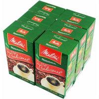 Melitta - Traditional Roasted Coffee - 17.6 oz (PACK OF 06) , Melitta Café Torrado e Moído Tradicional - 500g