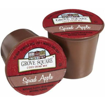 Grove Square Coffee Spiced Apple Cider, 72 cups.