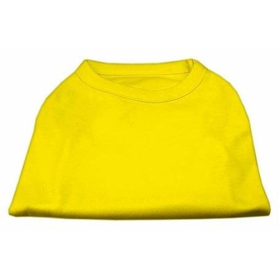 Ahi Plain Shirts Yellow Sm (10)