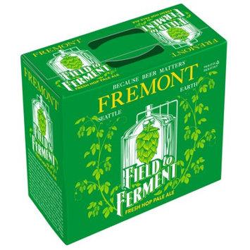 Fremont Brewing Company Fremont Field To Ferment Fresh Hop Pale Ale, 6 pk, 12 fl oz