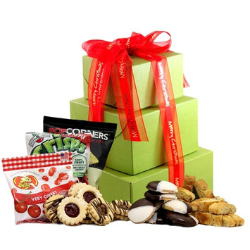 Gluten Free Palace Merry Christmas Gluten-free Large Gift Tower