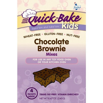 GF Chocolate Brownie Mix - For Toy Ovens!