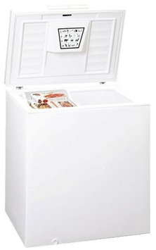 Summit SCFR70 Commercial 8.5 Cu. Ft. White Chest Refrigerator