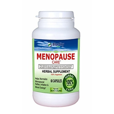 Blue Sky Herbal Menopause Care : Herbal Supplement - 60 Count