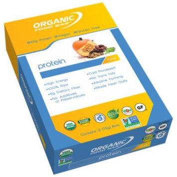 Organic Food Bar Protein (12 Bars) by Organic Food Bar at the Vitamin Shoppe