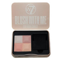 W7 Blush With Me Colour Cubes Blusher Palette 8.5g-Getting Hitched