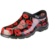 Sloggers Women's Waterproof Comfort Shoes - Red Poppies