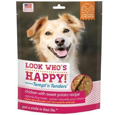 Look Who's Happy! Tempt'n Tenders [Options : Chicken & Carrot (4 oz)]