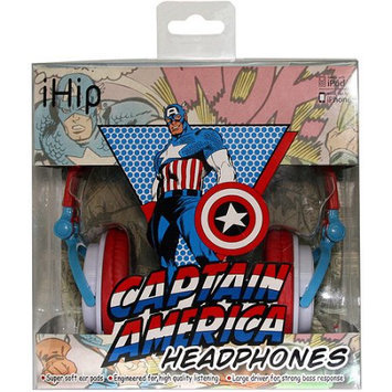 Toys 'r' Us Marvel Retro Captain America Headphones