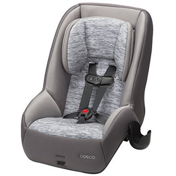 Cosco MightyFit 65 DX Convertible Car Seat, Heather Pebble