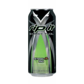 Rip it Energy Drink Sting-er Mo 16 oz (24 Pack)