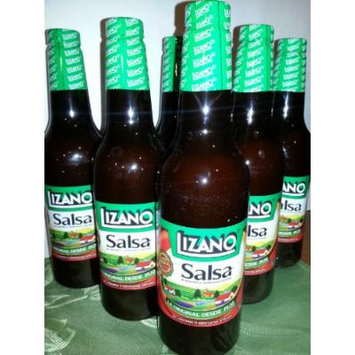Salsa Lizano, 700 Ml ( 23.6 Fl Oz) Bottle, 6 Pc