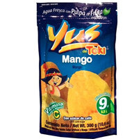 Malher Yus Mango Powder Drink 12.7 oz (Pack of 6)