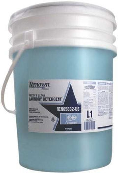 Renown Laundry Detergent Rt Fresh/Clean 5 gal