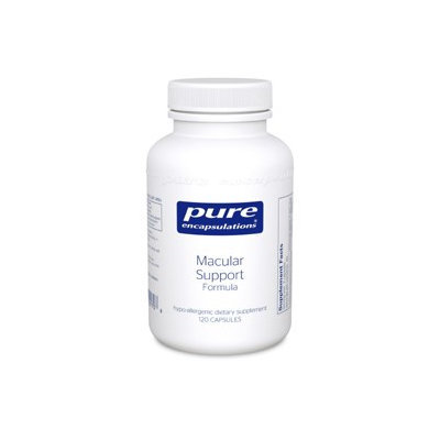 Pure Encapsulations Macular Support Formula, 120 count