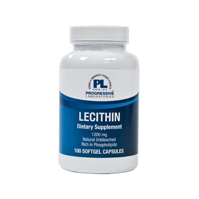 Progressive Labs Lecithin 1200mg 100sg