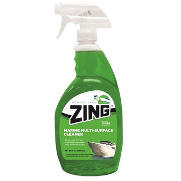 Zing Ahead Products 10194 32 oz Marine Multi-Surface Cleaner