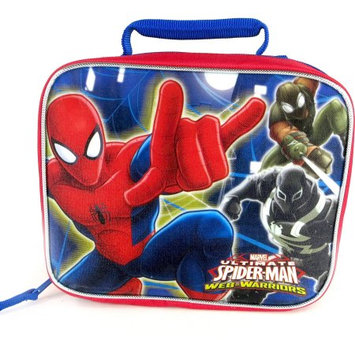 Fast Forward Spiderman Rectangular Lunch Bag