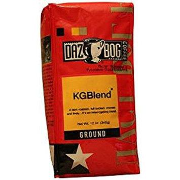 Dazbog Coffee KGBlend 12 oz bag Ground, Denver's Best Coffee