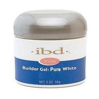 IBD UV Builder Gel, Pure White, 2 Ounce
