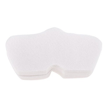 Homyl 1200 Sheets Makeup Oil-Absorbing Face Blotting Paper with 80pcs Cotton Pads