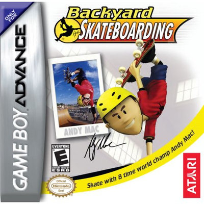 Backyard Skateboarding (GBA)