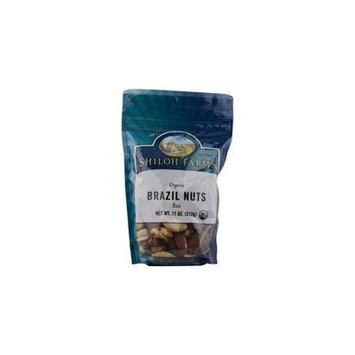 Shiloh Farms Organic Brazil Nuts Raw -- 11 oz