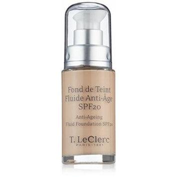 T. LeClerc Anti Ageing Fluid Foundation SPF 20 (Bottle) - # 02 Clair Rose Satine 30ml/1oz