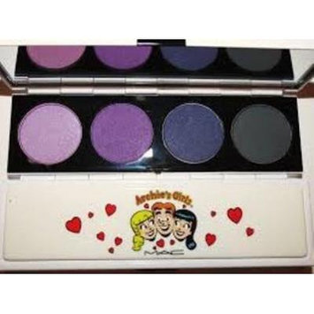 MAC Archie's Girls Eye Shadow Palette SPOILED RICH