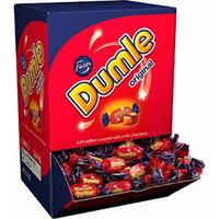 Fazer Dumle Original - Finnish - Milk Chocolate with Soft Toffee filling Milk - Candies - Chocolates - Pralines - Box 3,0 kg