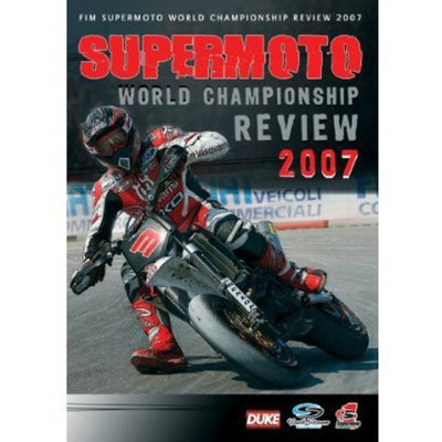Duke Marketing Supermoto World Championship Review 2007 - DVD
