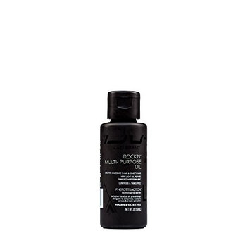 Rockin Multipurpose Hair Oil - AS SEEN ON SHARK TANK [Hair Oil]