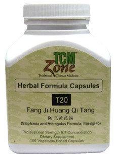 Fang Ji Huang Qi Tang 100 vcaps by TCMzone
