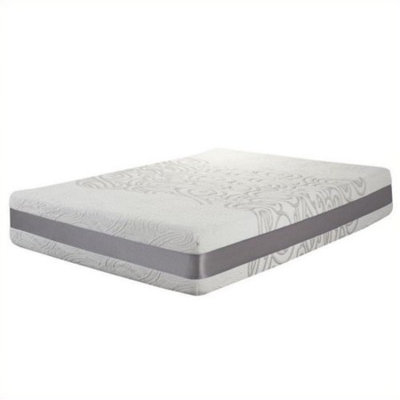 Comfort Magic 13 Inch MemGel Supreme Memory Foam Mattress-Queen [bed size-queen]