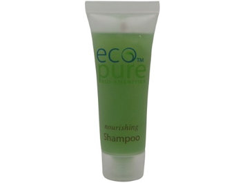 Eco Pure Nourishing Shampoo Lot of 1oz Bottles (Pack of 18)
