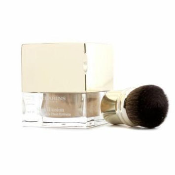 Skin Illusion Mineral & Plant Extracts Loose Powder Foundation (With Brush) - # 112 Amber 13g/0.4oz