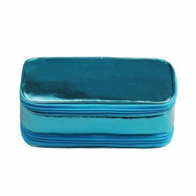 H:oter Women & Girls Waterproof Bag Organiser/Cosmetic Case/Jewellery Case/Travel Organiser - Green