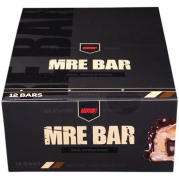 MRE BAR - OATMEAL CHOCOLATE CHIP (12 Bars) by RedCon1 at the Vitamin Shoppe