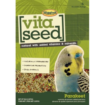 Higgins Pet Food HS21021 Vita Seed For Keet - 5 lbs.