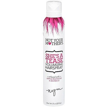 Not Your Mother's She's A Tease Hairspray 8 oz. by Not Your Mother's