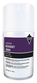 TOUGH GUY 2ZXF5 Canister Spray Refill, Bouquet