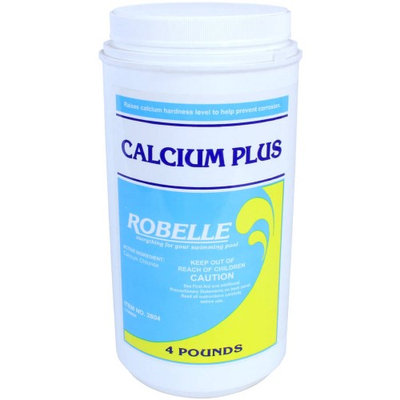 Robelle Calcium Plus for Swimming Pools