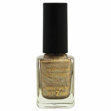 Max Factor Glossfinity Nail Polish for Women, # 55 Angel Nails, 0.37 Ounce