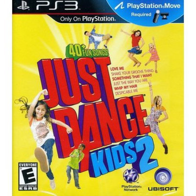 Ubisoft Just Dance Kids 2 - PS Move Only