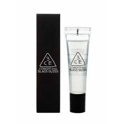 3 Concept Eyes - Glass Gloss Transparent