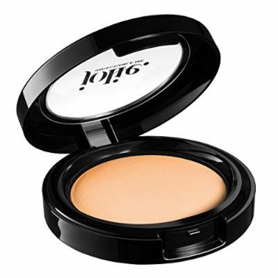 Jolie Cosmetics Baked Hydrating Powder Foundation - Ultra Smooth Velvety Finish (Medium/Deep)