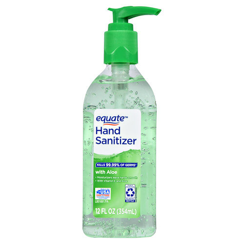 equate™ Hand Sanitizer with Aloe Reviews 2019
